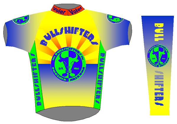 Bullshifter Oldest Style Jersey