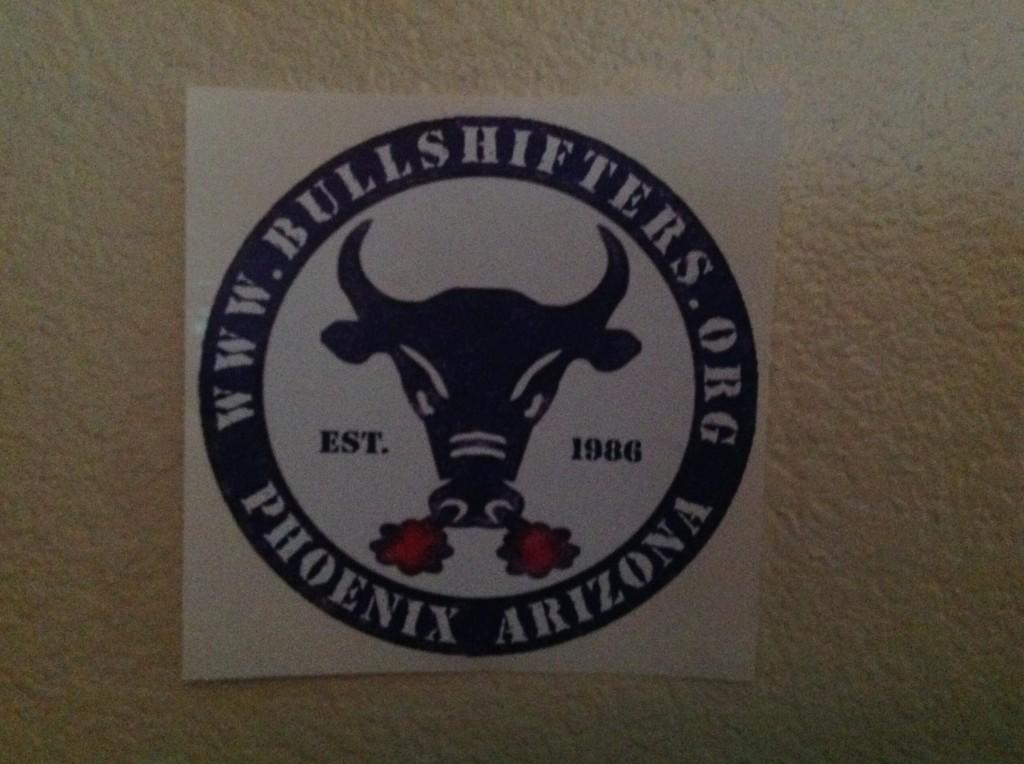 Bullshifter Decal