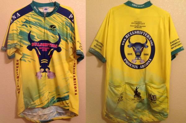 2015 Style Bullshifter Club Jersey